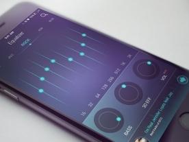 30个音乐均衡器UI界面设计