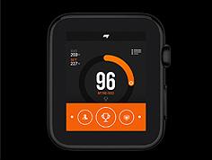 Apple Watch 运动APP设计